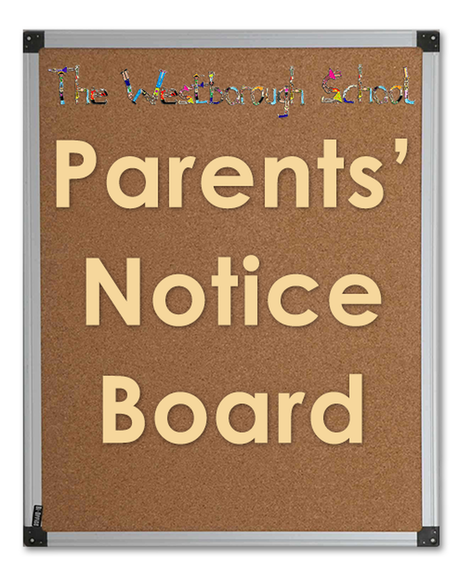 Parent's Notice Board