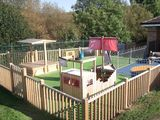 Pirate Galleon and Sandpit