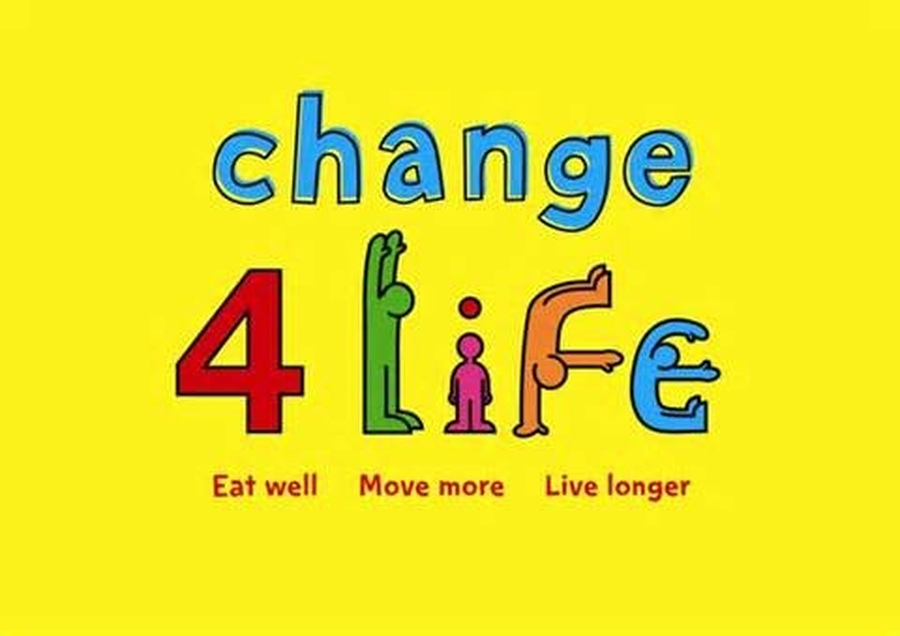 Change for life offer lots of easy, tasty fun ideas for healthier eating.