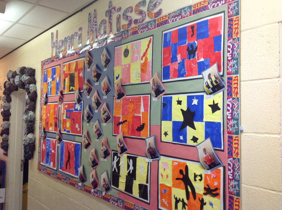 Year Three - Henri Matisse