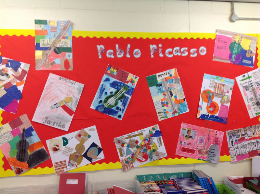 Year Four - Pablo Picasso