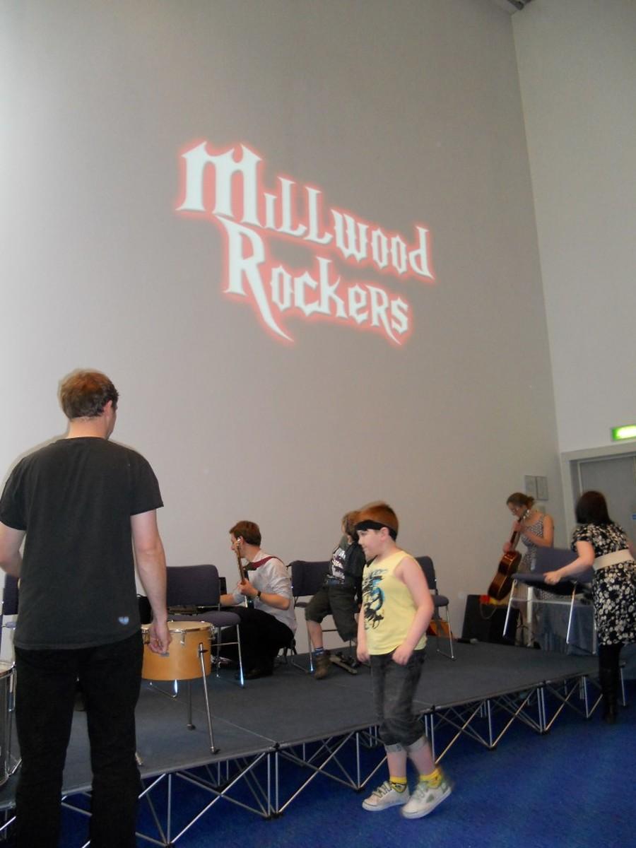 Millwood Rockers