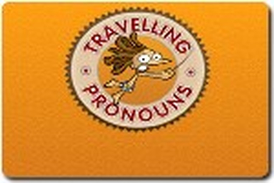 Travelling Pronouns