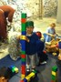 We built really tall towers!