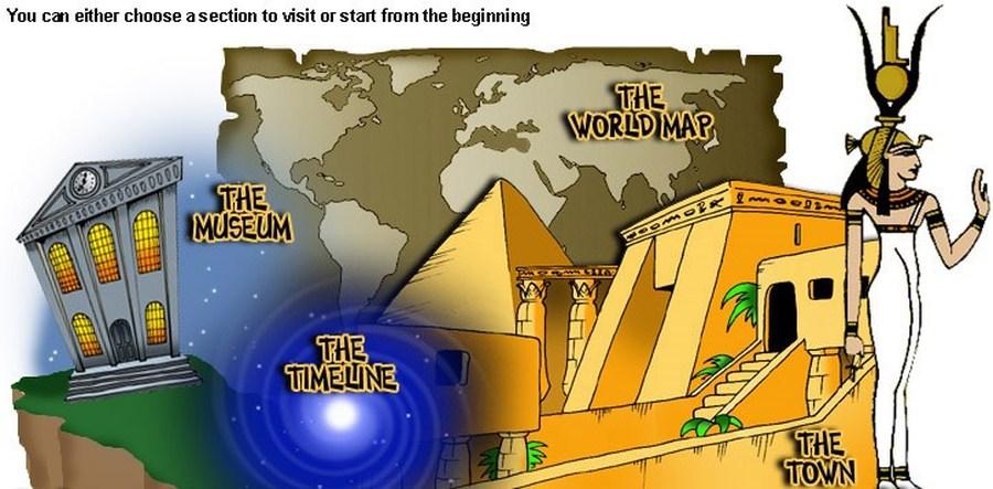 The Eygyptians