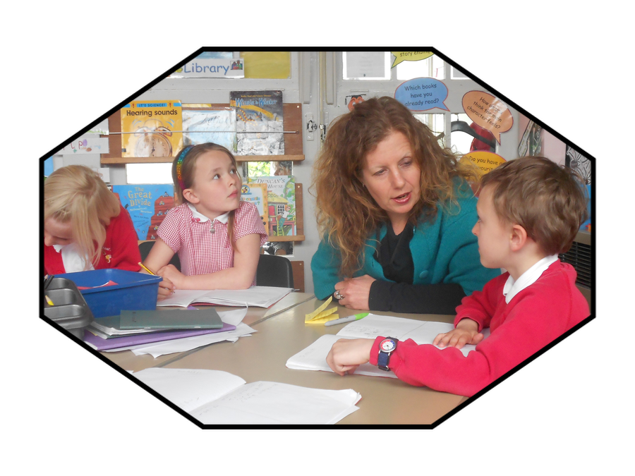 Mrs Denton, Deputy Headteacher and Year One Class Teacher