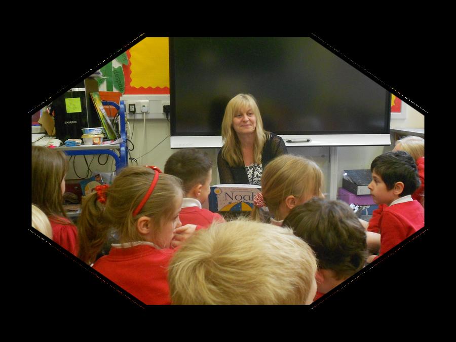 Mrs Cutler, Year One Class Teacher