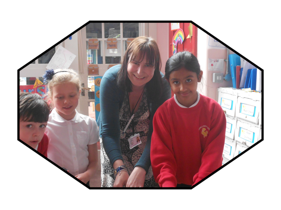 Mrs Stark, Teaching assistant in Year One and Better Reading Support Partner Practitioner