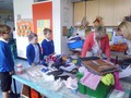 Choosing materials from Mrs Brooks' vast collection!.JPG