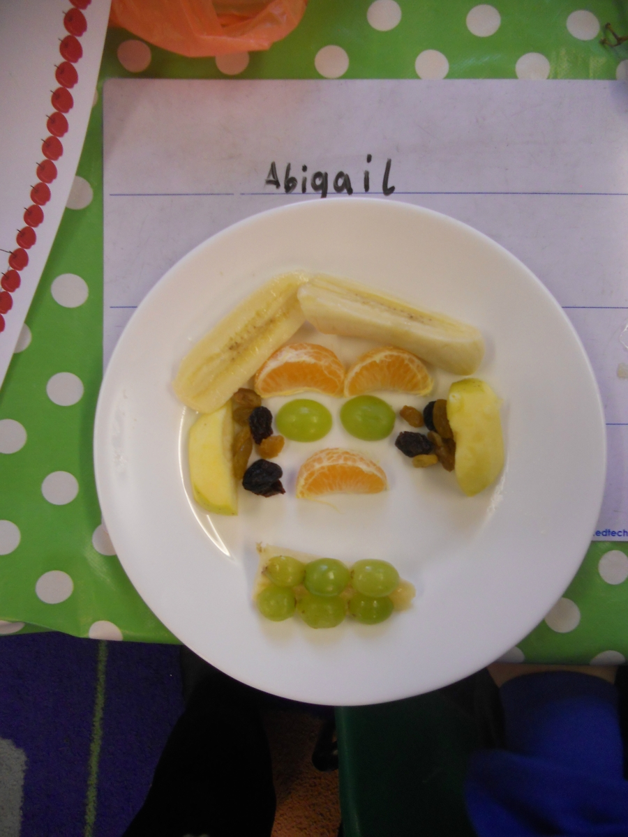 This helped us to practice our peeling and chopping skills