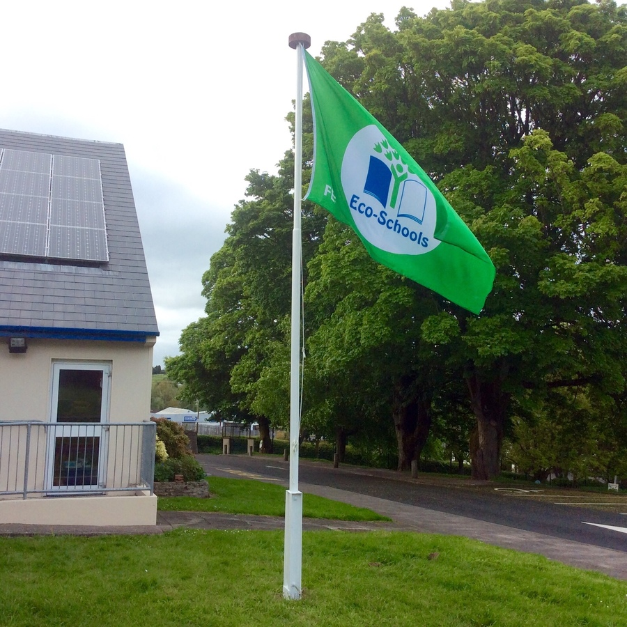 The Moat proudly boasts a Green ECO Flag