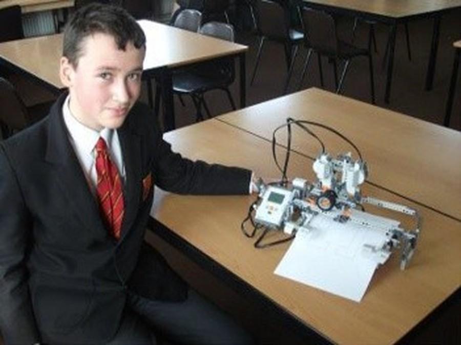 Robotics with Lego Mindstorms