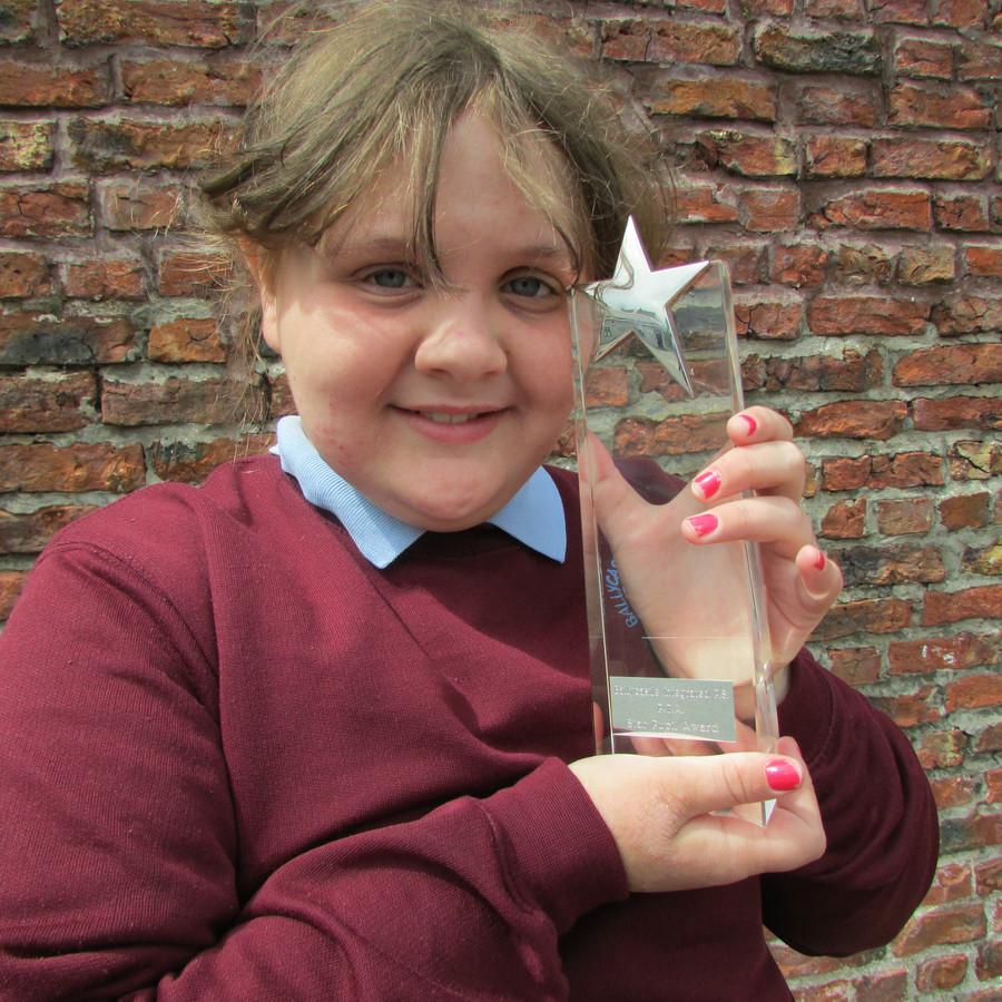 PTS Star Pupil Award