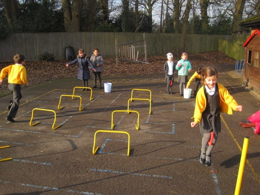 Fun Fit Club at lunchtime