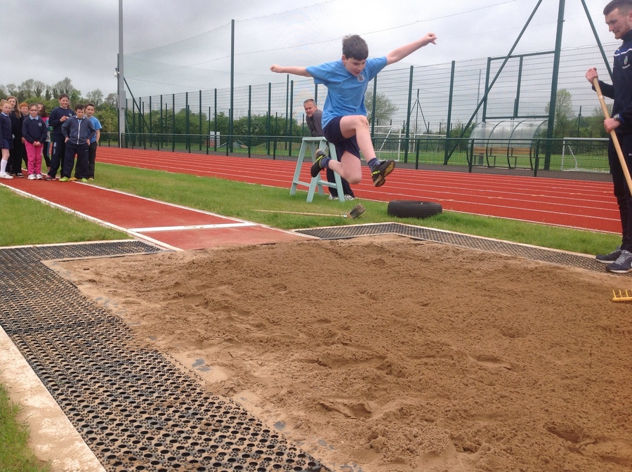 Athletics: Long Jump