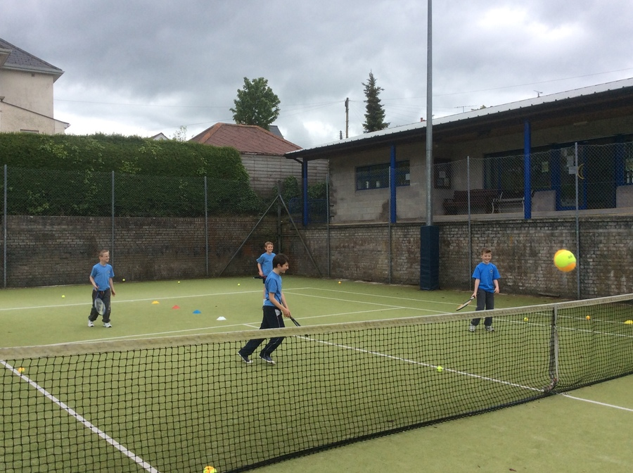 Tennis at Enniskillen Tennis Club