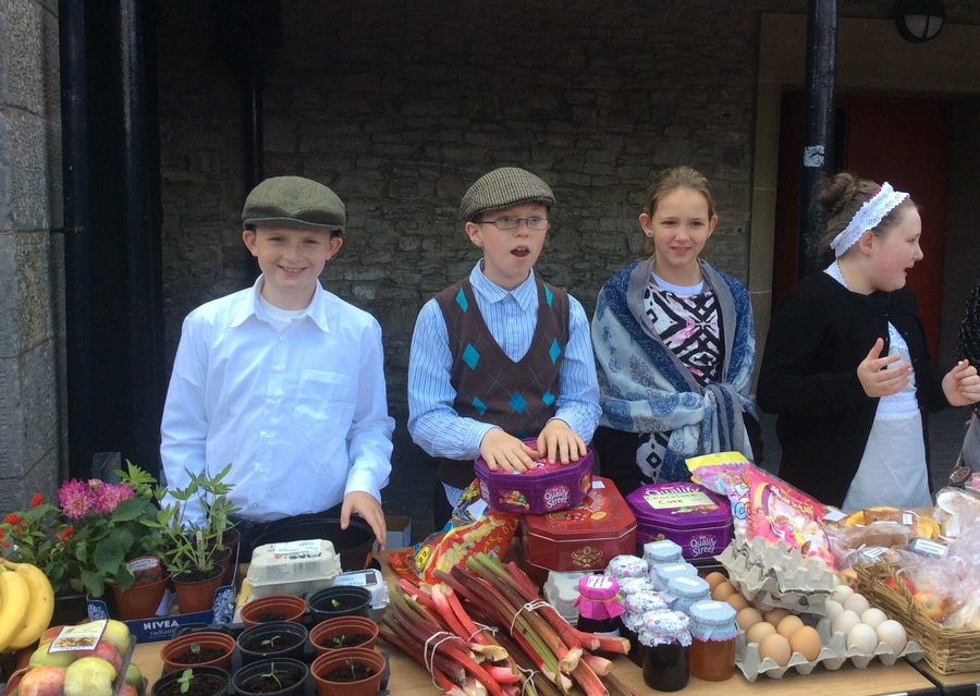 Old Tyme Fair Day in Lisnaskea