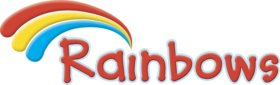 Click on the logo to visit the Rainbows Website