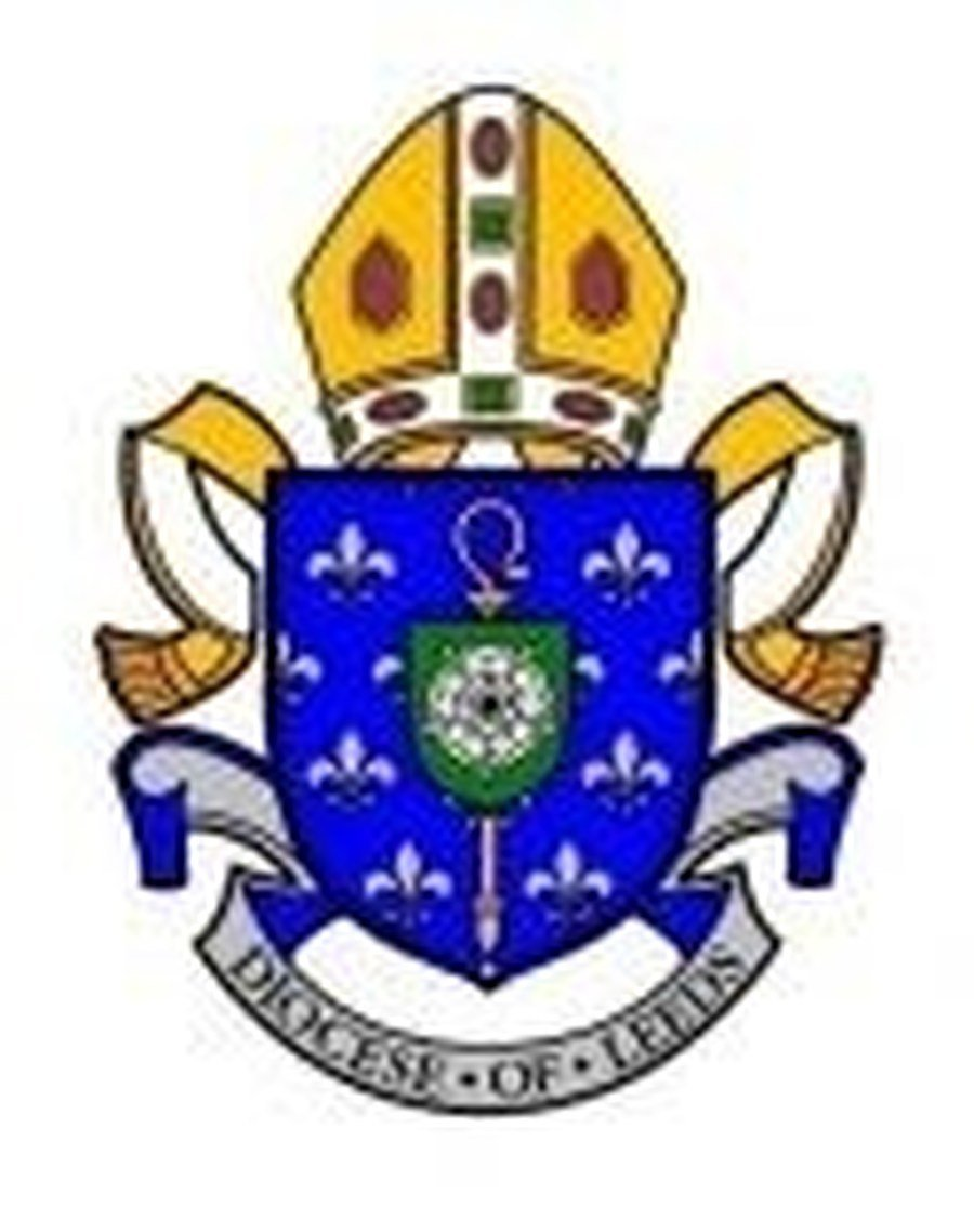 Click the logo to visit the website of the Diocese of Leeds