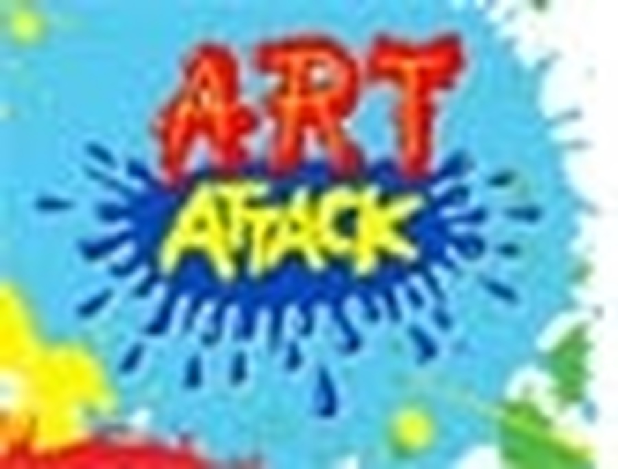 Click HERE for Art Attack