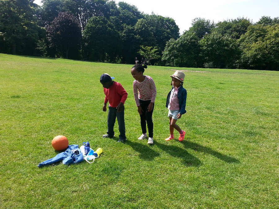2S Woodthorpe Park visit