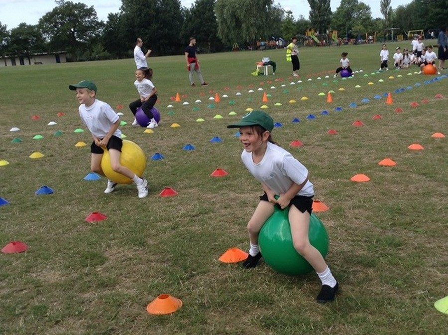 Key Stage 1 and 2 Sports Day 2015