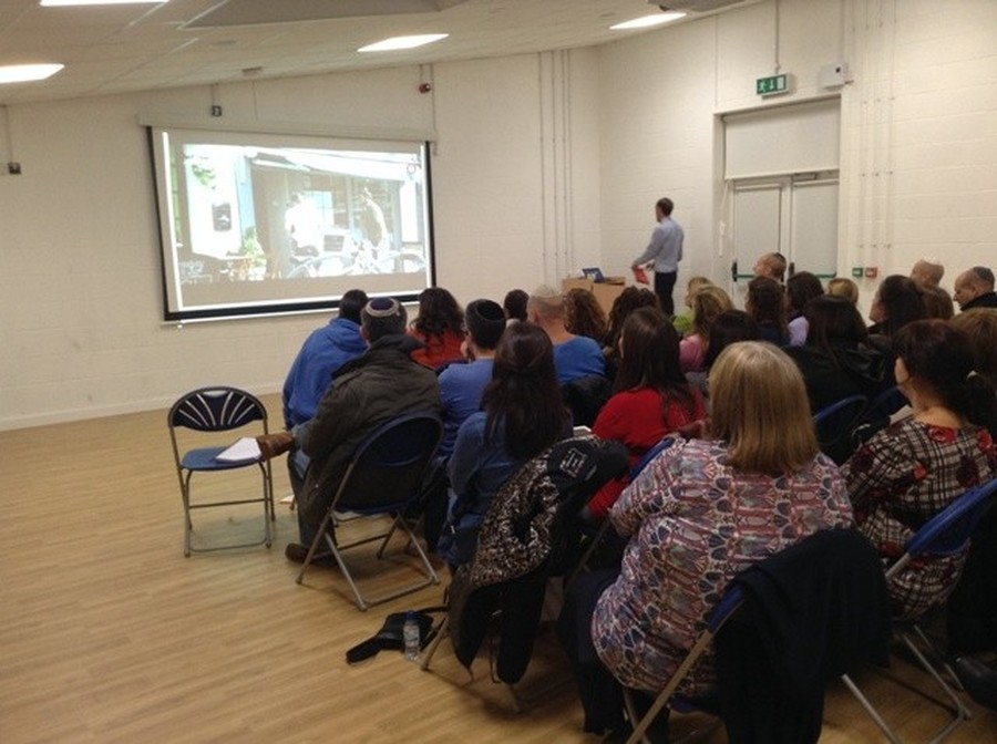Parent E-Safety Evening 2014