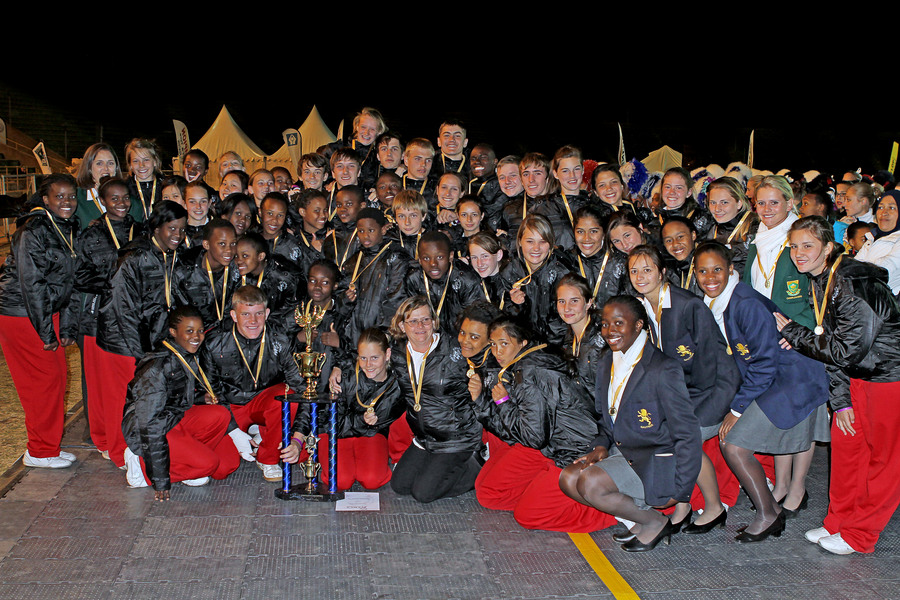 National Champions 2006 - 2012