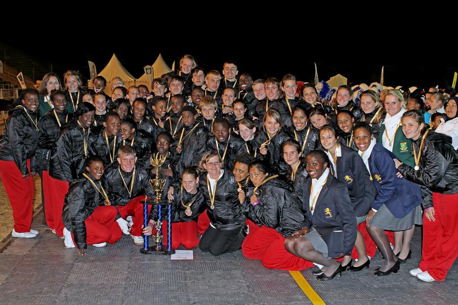 National Champions 2006 - 2012