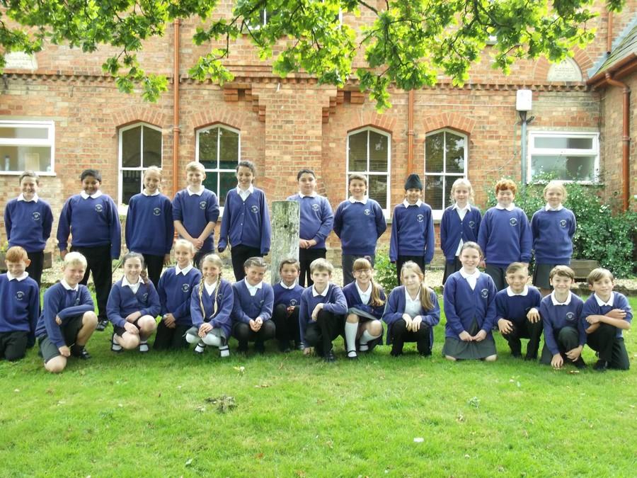 Meet our marvellous class!