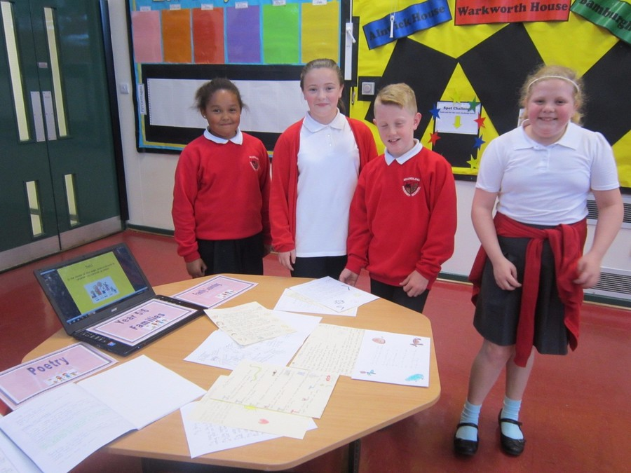 Oak class found out more about different types of families. To find out more, please visit their class page