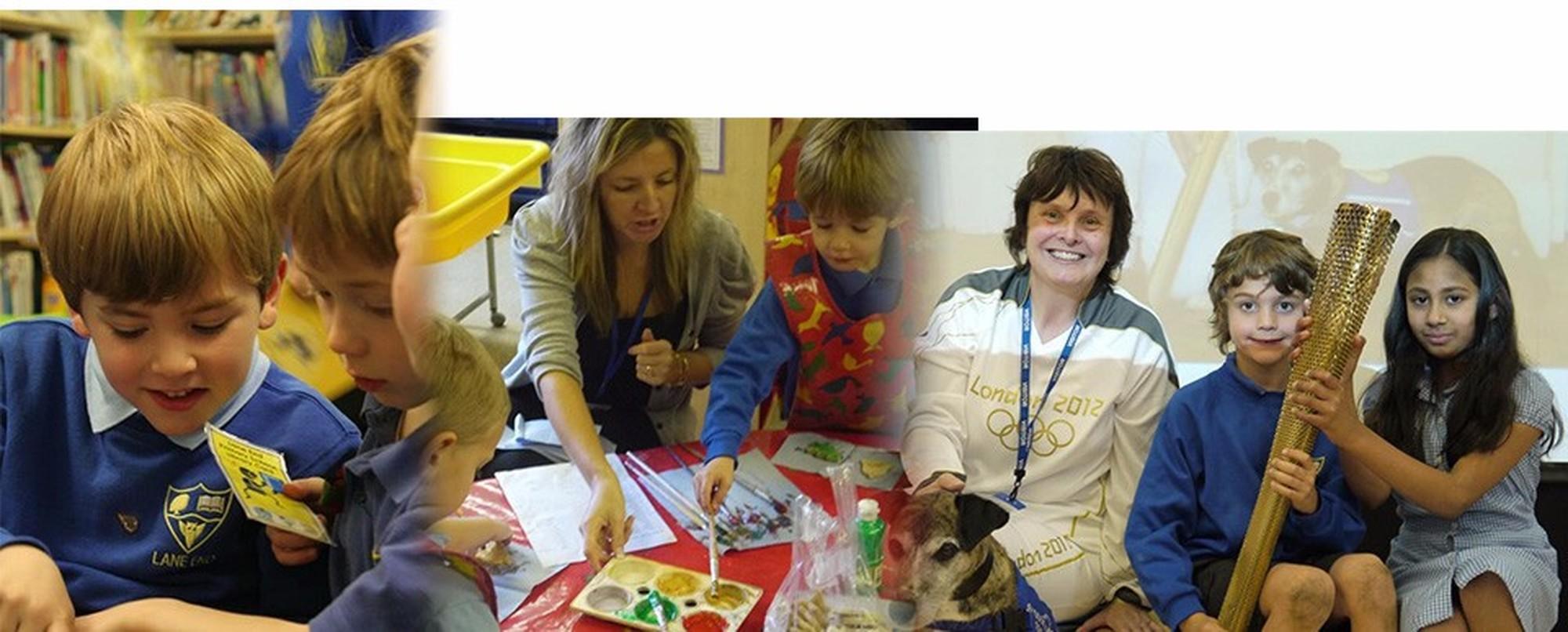 Virtual Tour Of A Family Friendly Patnership School