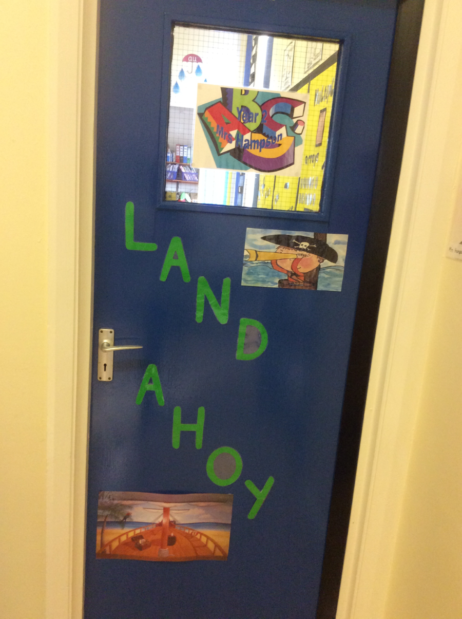 Come and explore our Land Ahoy topic!
