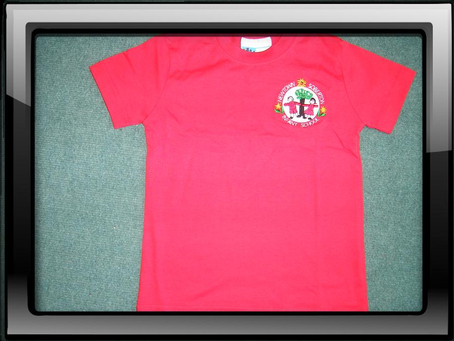 P.E t-shirt
