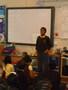 Speech giving