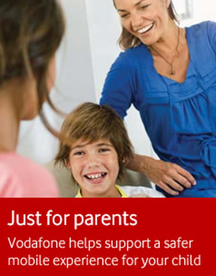 Click here to read the Vodafone parents e-safety guide