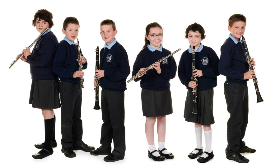 Some of our instrumentalists