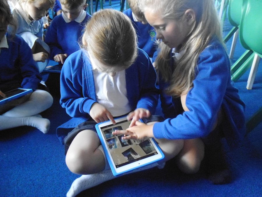 Using the LearnPads
