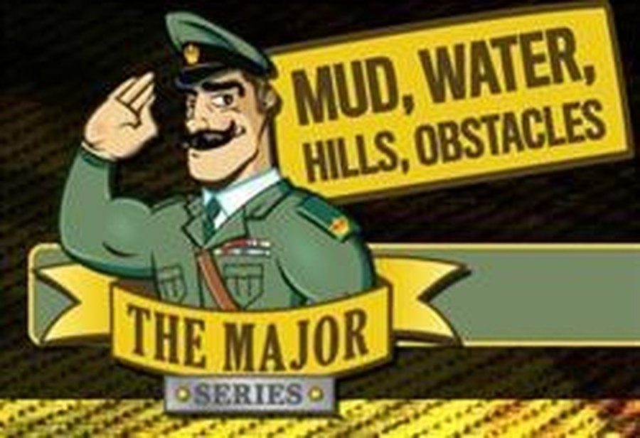 Donate to the Mud Runners! They're mad but they're doing this for your children!