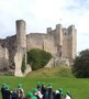 Class 6 Sketching Conisbrough Castle