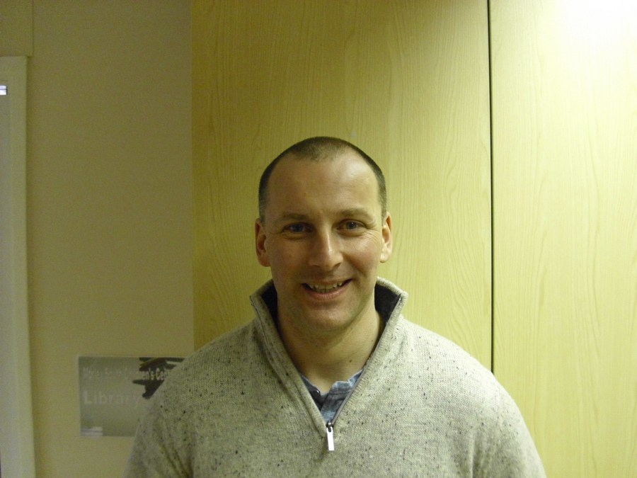 Bernard Detraux - Children Centre Manager