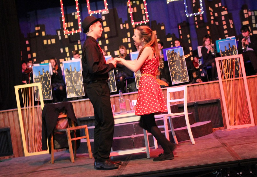 """THE 2015 PRODUCTION """"GUYS AND DOLLS"""""""