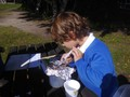 Using a syringe to check if the material is waterproof.jpg