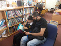 Dad's in the Library 1.JPG