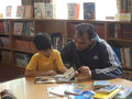Dad's in the Library 3.JPG