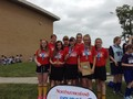County Netball Silver