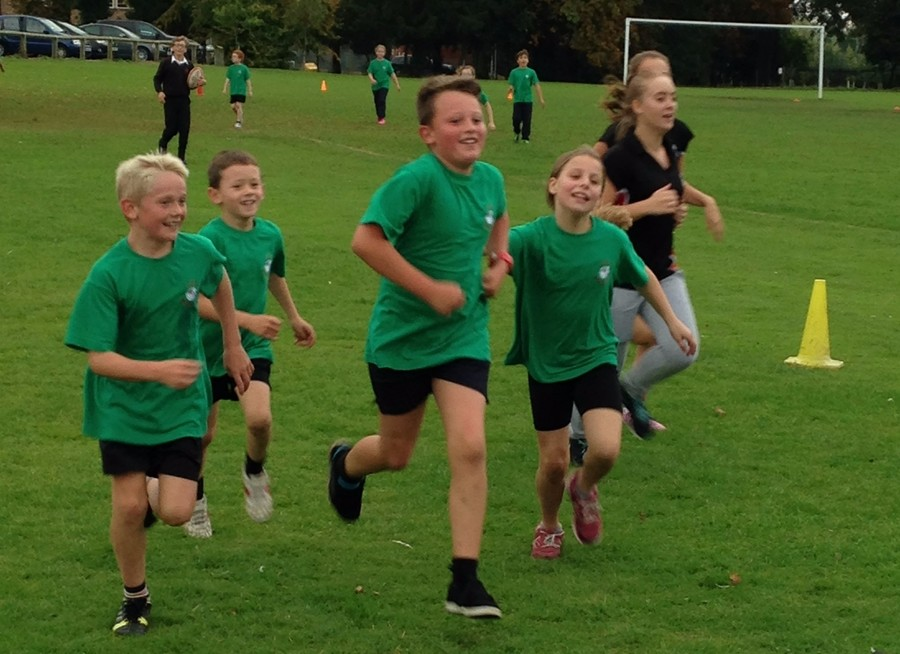 Cross Country Trials