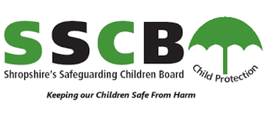 If you have a concern about a Child Protection issue, you can contact the Shropshire Safeguarding (SSCB) Website and/or make a referral by clicking on the SSCB logo above.