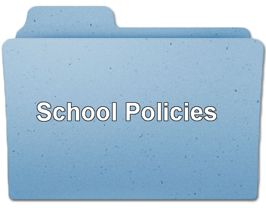 All school Policies.