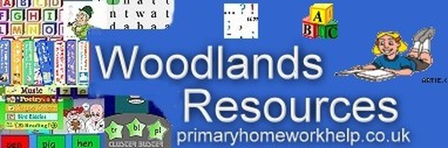 Woodlands Literacy Zone